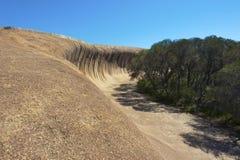 Wellen-Felsen in Westaustralien Lizenzfreie Stockbilder