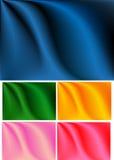 Wellen-Hintergrund Stockfotografie