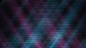 Wellen-Hintergrundkonzept des Regenbogenglanzes silk stock abbildung