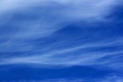 Wellen im Himmel lizenzfreies stockbild