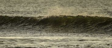 Wellen und Brandung Lizenzfreie Stockbilder