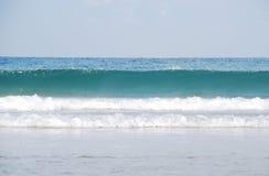 Wellen und Horizont Stockfotografie
