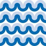 Wellen (Vektor) Stockfoto