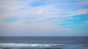 Wellen von Atlantik stock video footage