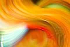 Wellen von Farben lizenzfreie stockfotografie