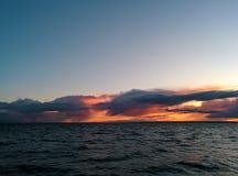 Wellen von Wolken Lizenzfreie Stockfotografie