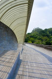 Wellenbrücke Singapur-Henderson Lizenzfreie Stockbilder