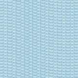 Wellenförmige Blumenzeilen Lizenzfreie Stockfotografie