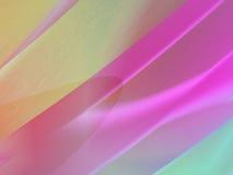 Wellenförmiger abstrakter Hintergrund vektor abbildung