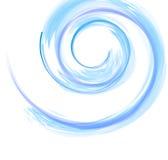 Wellenförmiger Hintergrund Lizenzfreies Stockbild