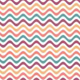 Wellenförmiger Hintergrund Lizenzfreie Stockbilder
