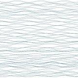 Wellenförmiger vektorhintergrund Abstraktes Modemuster Lizenzfreie Stockbilder