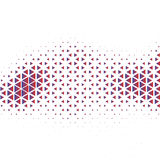 Wellengraphik 3D lizenzfreies stockbild