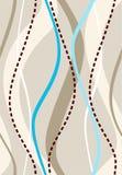 Wellenhintergrund Stockbild