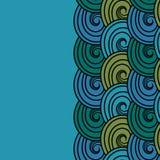 Wellenmuster Stockbilder
