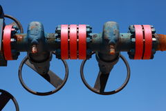 Wellhead Royalty Free Stock Photography