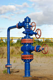 Wellhead. Royalty Free Stock Photos