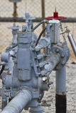 Wellhead valves Stock Photos