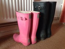 Wellies boots Royalty Free Stock Photography