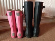 Wellies boots Royalty Free Stock Image