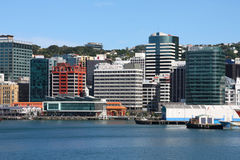 Wellington Royalty Free Stock Photos