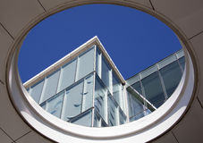 Wellington Abstract Architecture Royalty-vrije Stock Afbeeldingen