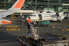 Wellington Airport Image libre de droits