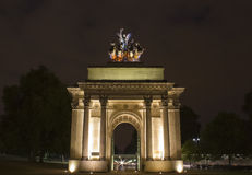 Wellington Arch Royalty Free Stock Images