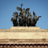 Wellington Arch Royalty Free Stock Image