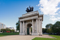Wellington Arch Royalty Free Stock Photography