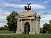 Wellington Arch Royalty Free Stock Photo