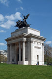 Wellington arch London Obrazy Royalty Free