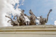 Wellington Arch, London Royalty Free Stock Photo