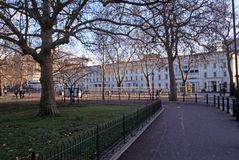 Wellington Barracks, Birdcage Walk, London Stock Images