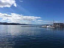 Wellington Bay Fotografía de archivo