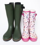 Wellington Boots Royalty Free Stock Photography