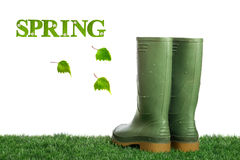 Wellington Boots Stock Images