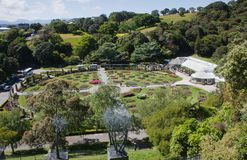 Wellington Botanic Gardens fotografia de stock