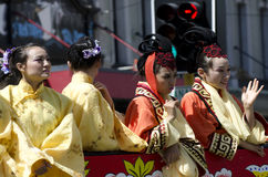 Wellington Chinese New Year Snake stock image