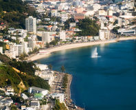 Wellington City New Zealand Stock Photos