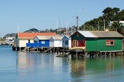 Wellington Cityscape fotografia de stock royalty free