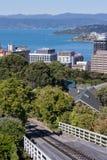 Wellington cityscape Royalty Free Stock Photography