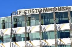 Wellington customhouse Stock Photography