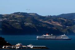 Transporte del International de Wellington Imagen de archivo libre de regalías