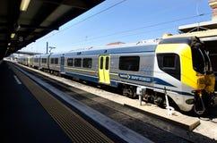 Estação de comboio de Wellington fotos de stock