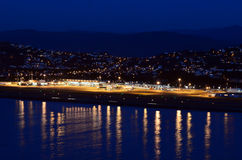 Aéroport international de Wellington Photos stock