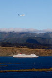 Transport d'International de Wellington Images stock
