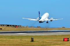 Aéroport international de Wellington Photo libre de droits