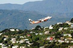 Aéroport international de Wellington Images libres de droits
