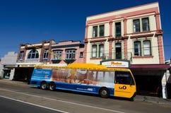 Paysage urbain de Wellington Photos libres de droits
